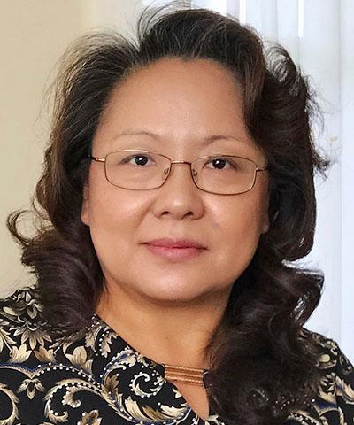 Yuanting Zhao